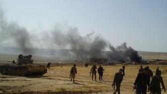 Suriye ordusundan Nusra Cephesi'ne ağır darbe