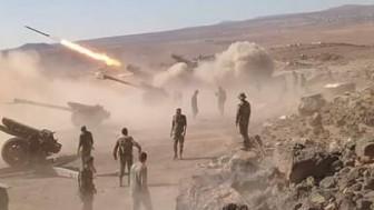Hama Kırsalında Toplanan Teröristler Füzelerle Vuruldu