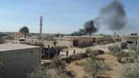 Suriye birlikleri, teröristlere karşı operasyonuna devam ediyor