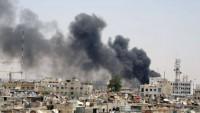 Tekfirci Teröristler Dera Kırsalını Füzelerle Hedef Aldı