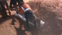 Rakka Kırsalında Teröristlerce Katledilen Onlarca Sivil Ve Askerin Toplu Mezarı Bulundu