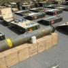 Suriye'de ABD Menşeli TOW Füze Sistemlerininde Bulunduğu Cephane Deposu Ele Geçirildi