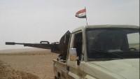 Suriye Ordusu IŞİD teröristlerinin Tedmur'a saldırısını geri püskürttü