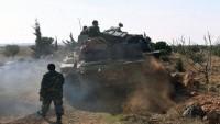 Suriye Ordusu ve Hizbullah Mücahidlerinden IŞİD Teröristlerine Ağır Darbe!