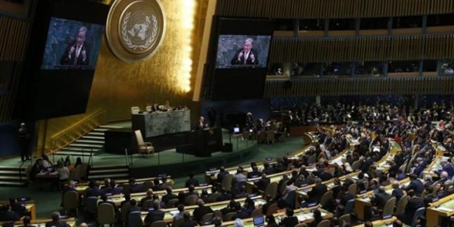 BM Genel Kurulu Golan Tepelerinin Suriyeye Ait Olduğunu Oy Çokluğuyla Kabul Etti