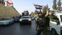 Suriye Ordusu Halep Girişlerindeki Üstünlüğünü Elinde Bulunduruyor