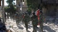 Şam'ın Güneybatısına Düşen Deyrhabiye Beldesi İşgalden Kurtarıldı