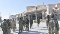 Suriye Ordusundan Nusra Teröristlerine Ağır Darbe!