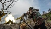 Suriye ordusu, Palmira'nın batısında operasyonlarını sürdürüyor