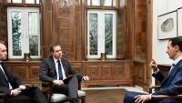 Beşşar Esad: Biz rejim değil, kurumları olan bir devletiz