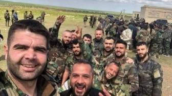 Hama Şehrinin Kuzeybatısındaki Hawash Ve Cabriyah Köyleri İşgalden Kurtarıldı