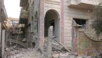 Ağır Darbe Alan Dera Bölgesindeki Teröristler İntikamını Sivil Halktan Alıyor