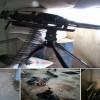 Dera'da Teröristlerin Arkalarında Bıraktıkları Silah ve Ekipmanlar Ele Geçirildi