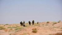 Suriye Ordusu Deyrezzor Badiyesinde 1800 km Karelik Alanı IŞİD'ten Kurtardı