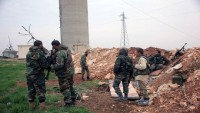 Suriye'nin Doğu Guta Bölgesinde Çok Sayıda Terörist Öldürüldü