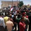 Dera'daki Onlarca Belde Ve Köy Halkı, Suriye Ordusunun Beldelerine Girişini Kutladı