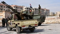 Suriye Ordusu El Bab Kentine 3 Km Uzaklıkta Konuşlandı