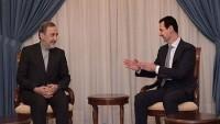 Ali Ekber Velayeti Suriye Cumhurbaşkanı Beşşar Esad İle Görüştü