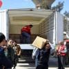 Suriye Hükümetinin Desteğiyle Filistinli Mültecilere Gıda ve Tıbbi Yardım Dağıtıldı