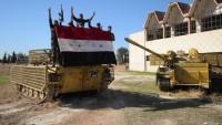 ABD'nin saldırısı sonrası Suriye ordusu el-Tanf önlerinde ilerliyor