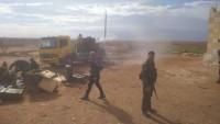 Halep'in Güneyindeki Qatal Köyü İşgalden Kurtarıldı