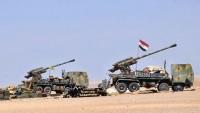 Suriye Ordusu, Kuzeydoğu Hama'da Yuvalanan IŞİD'e Ağır Darbe İndirdi