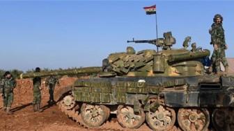 Suriye Ordusu 70 Teröristi Etkisiz Hale Getirdi