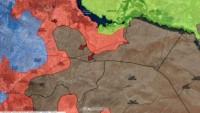 Suriye ordusu yıllardır beklenen harekâta başladı