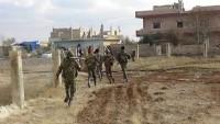 Dera Taarruzu Hızlı Başladı: Suriye Ordusu Kentte İlerliyor
