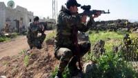 Suriye'de Terör Çetelerinin Önemli Komutanlarından Ebu Bera El Hendese Öldürüldü