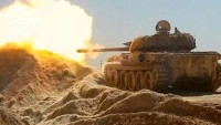 Suriye Ordusu Nusra Teröristlerine Ağır Kayıp Verdirdi