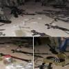 Terör Yuvalarında Yine İsrail Silahları Bulundu
