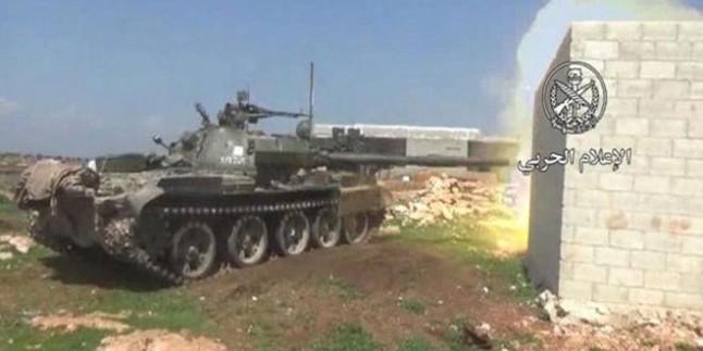 Suriye ordusu Hama'da başarılı operasyonlara devam ediyor