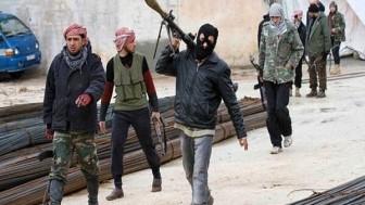 """Suriye'deki teröristler """"Hama"""" vilayeti yakınındaki bir bölgeye havan topu saldırısı düzenledi."""