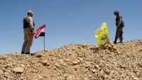 Suriye ordusu ve Hizbullah Palmira'nın doğusunda ilerlemeyi sürdürüyor
