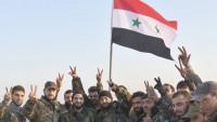 Homs Kırsalında Çok Sayıda Terörist Öldürüldü