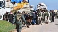 İdlib ve Halep Kırsallarından Tehcir Edilenler Evlerine Dönüyor
