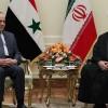 Suriye Başbakanı'nın Tahran'daki temasları sürüyor