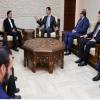Beşşar Esad, İran ile ekonomik işbirliğinin güçlendirilmesine vurgu yaptı