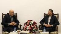 Abdullahiyan: İran, Suriye krizinin siyasi çözüm yollarlını desteklemekte