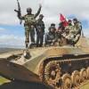 Suriye ordusu, Palimira'ya doğru ilerliyor