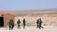 Humus'un güneyi teröristlerin işgalinden kurtarıldı