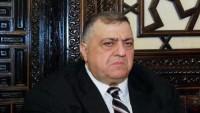 Suriye meclis başkanı: Şam yönetimi teröristlerle mücadele ve milli birlik için çalışıyor