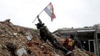 Rakka'ya doğru ilerleyen Suriye ordusu 3 köyü IŞİD'den kurtardı