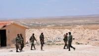 Halep'in Doğusundaki Terörist Hedefler İmha Edidli