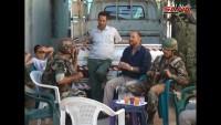 Suriye Ordusu, Süveyda Kırsalı el Sale Havaalanına Yönelik Saldırıları Püskürttü