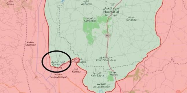Suriye Ordusu Kefer Nebude'den Sonra Kalet Madik Kasabasını da İşgalden Kurtardı