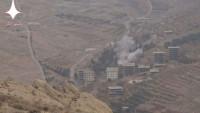 Suriye ordusu, Şam'ın su ihtiyacını karşılayan Barada vadisinde ilerliyor