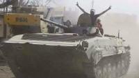 Lübnan Hizbullahı İle Suriye Ordusu 80 Ülkenin Desteğindeki Terör Şebekesini Deyrezzor Şehrinden Kovdu
