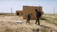 Suriye Ordusu Şam Kırsalında Yuvalanan Nusra Teröristlerine Ağır Kayıplar Verdirdi